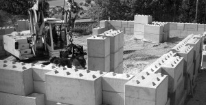 stackable concrete blocks
