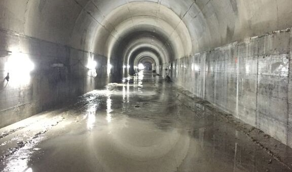 Flood Relief Tunnel